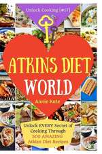 Welcome to Atkins Diet World