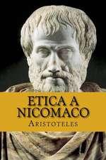 Etica a Nicomaco (Spanish Edition) (Aristoteles)