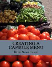 Creating a Capsule Menu