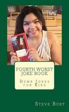 Fourth Worst Joke Book