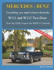 Mercedes-Benz, the 1960s, W111c and W112c