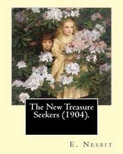 The New Treasure Seekers (1904). by