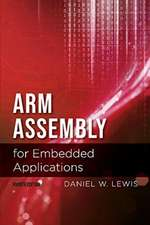 Arm Assembly for Embedded Applications, 4th Edition