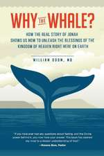 Why the Whale?
