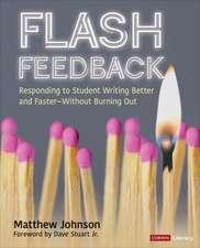 Flash Feedback [Grades 6-12]