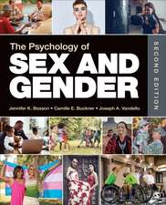The Psychology of Sex and Gender