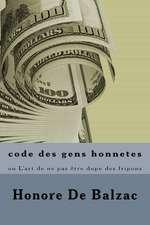 Code Des Gens Honnetes