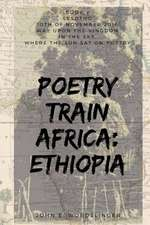 Poetry Train Africa