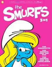 Smurfs 3-in-1 #2