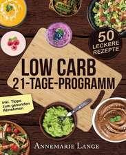 Low Carb 21-Tage-Programm