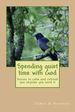 Spending Quiet Time with God