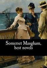 Somerset Maugham, Best Novels