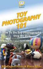 Toy Photography 101