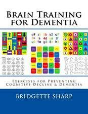 Brain Training for Dementia