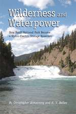 Wilderness and Waterpower: How Banff National Park Became a Hydro-Electric Storage Reservoir