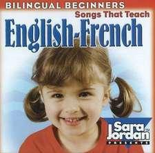 Bilingual Beginners: English-French CD