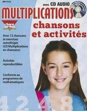 Multiplications Chansons Et Activites
