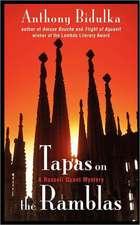 Tapas on the Ramblas