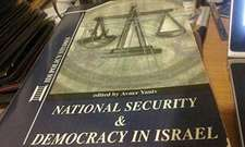 National Security and Democracy in Israel