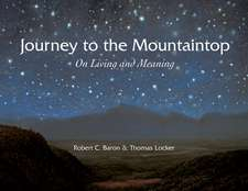 Journey to the Mountaintop:  On Living and Meaning