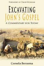 Excavating John's Gospel:  A Commentary for Today