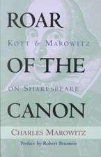 Roar of the Canon