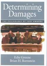 Greene, E:  Determining Damages