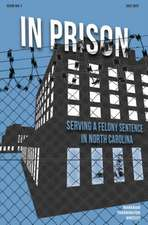 Markham, J:  In Prison