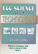 Egg Science and Technology