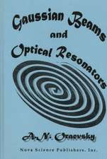 Gaussian Beams & Optical Resonators: Proceedings of the Lebedev Physics Institute