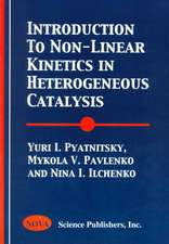 Introduction to Non-Linear Kinetics in Heterogeneous Catalysis
