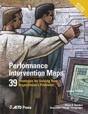 Performance Intervention Maps, Revised Edition