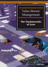 The Fundamentals of Lean DVD