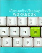 Merchandise Planning Workbook