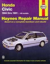 Honda Civic, 1984-1991