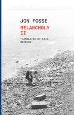 Melancholy II