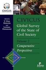 Civicus Global Survey of the State of Civil Society