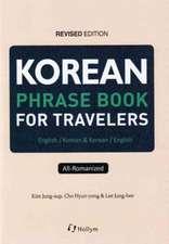 Korean Phrase Book For Travelers