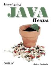 Developing Java Beans