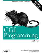 CGI Programming with Perl 2e