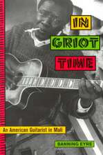 In Griot Time