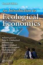 An Introduction to Ecological Economics, Second Edition:  Science and Applications