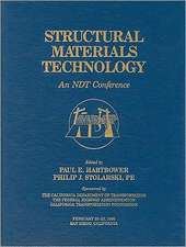 Structural Materials Technology: An NDT Conference (1996)