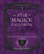 To Stir a Magick Cauldron to Stir a Magick Cauldron:  A Witch's Guide to Casting and Conjuring a Witch's Guide to Casting and Conjuring