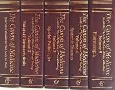 Canon of Medicine 5 Volume Set:  A Synopsis (Fil Ilm Al-Nafs)