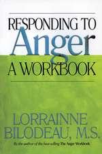 Responding To Anger