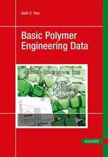 Basic Polymer Engineering Data