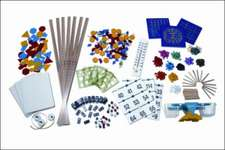 Everyday Mathematics, Grade 3, Classroom Manipulative Kit with Marker Boards