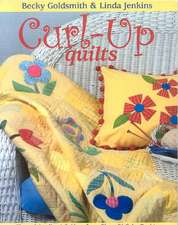 Curl-Up Quilts - Print on Demand Edition