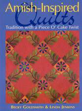 Amish-Inspired Quilts-Print-on-Demand-Edition